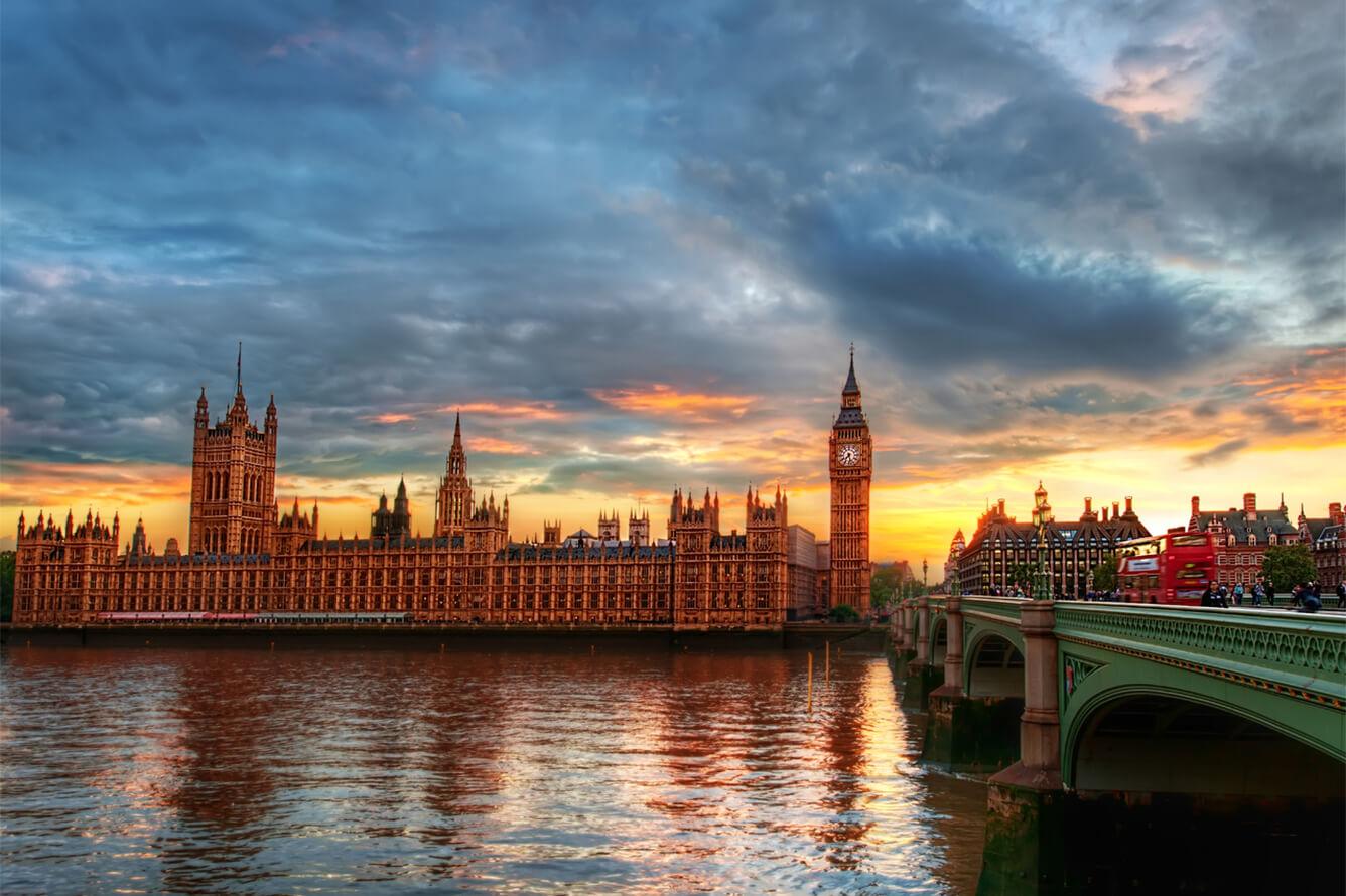 Đẹp nao lòng mùa thu London (Anh)