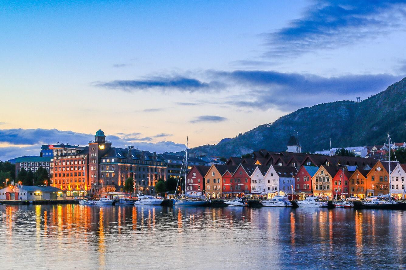 Oslo (Na Uy) – Nơi thời gian lắng đọng
