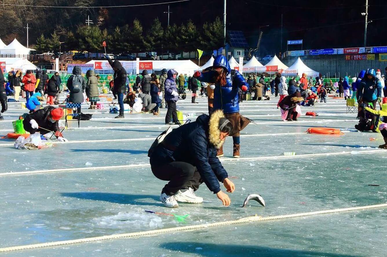Lễ hội băng tuyết ở Đông Bắc Á