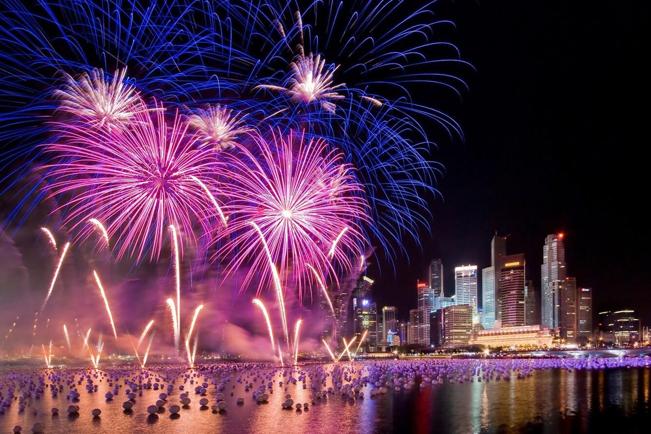 Lễ hội pháo hoa Busan