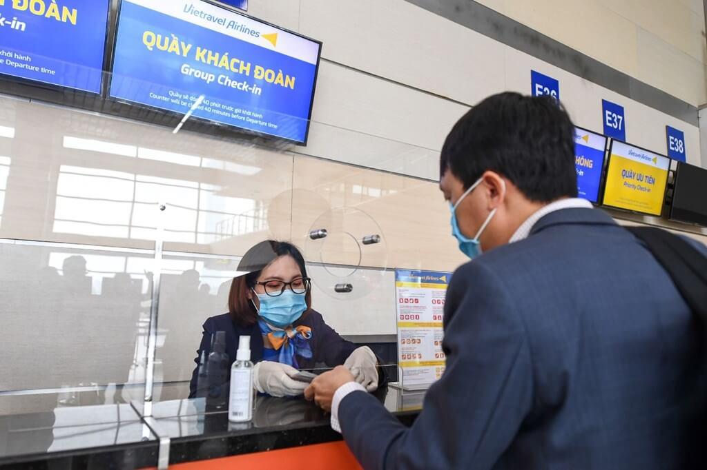 Trung tâm vé máy bay Vietravel chính thức mở cửa phục vụ khách hàng trở lại