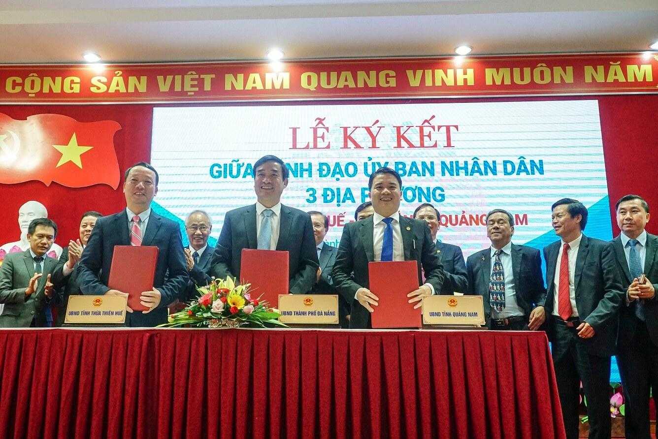 Tiềm năng du lịch Thừa Thiên Huế - Đà Nẵng - Quảng Nam