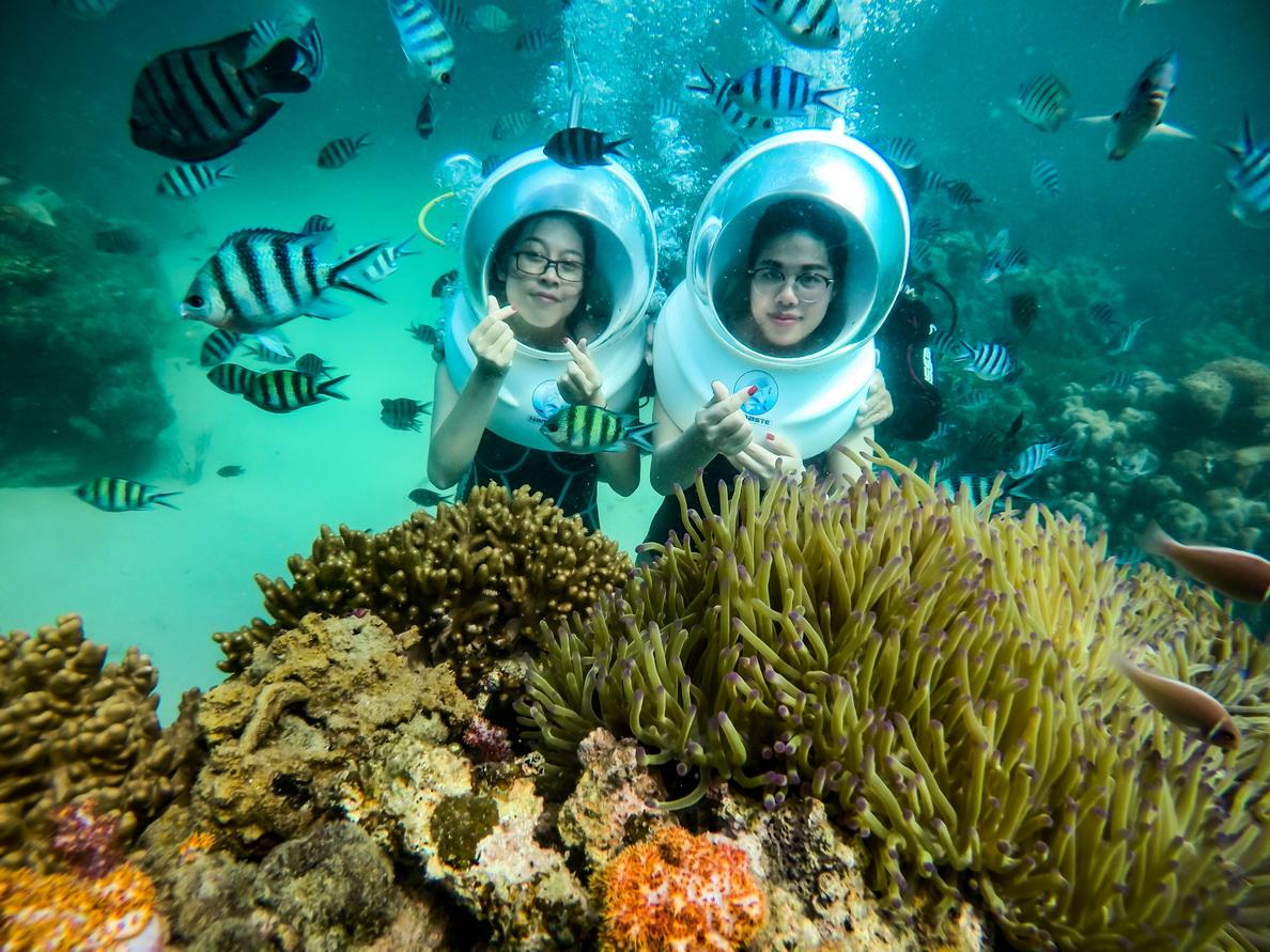 Những lưu ý an toàn cho bản thân và bảo vệ môi trường biển