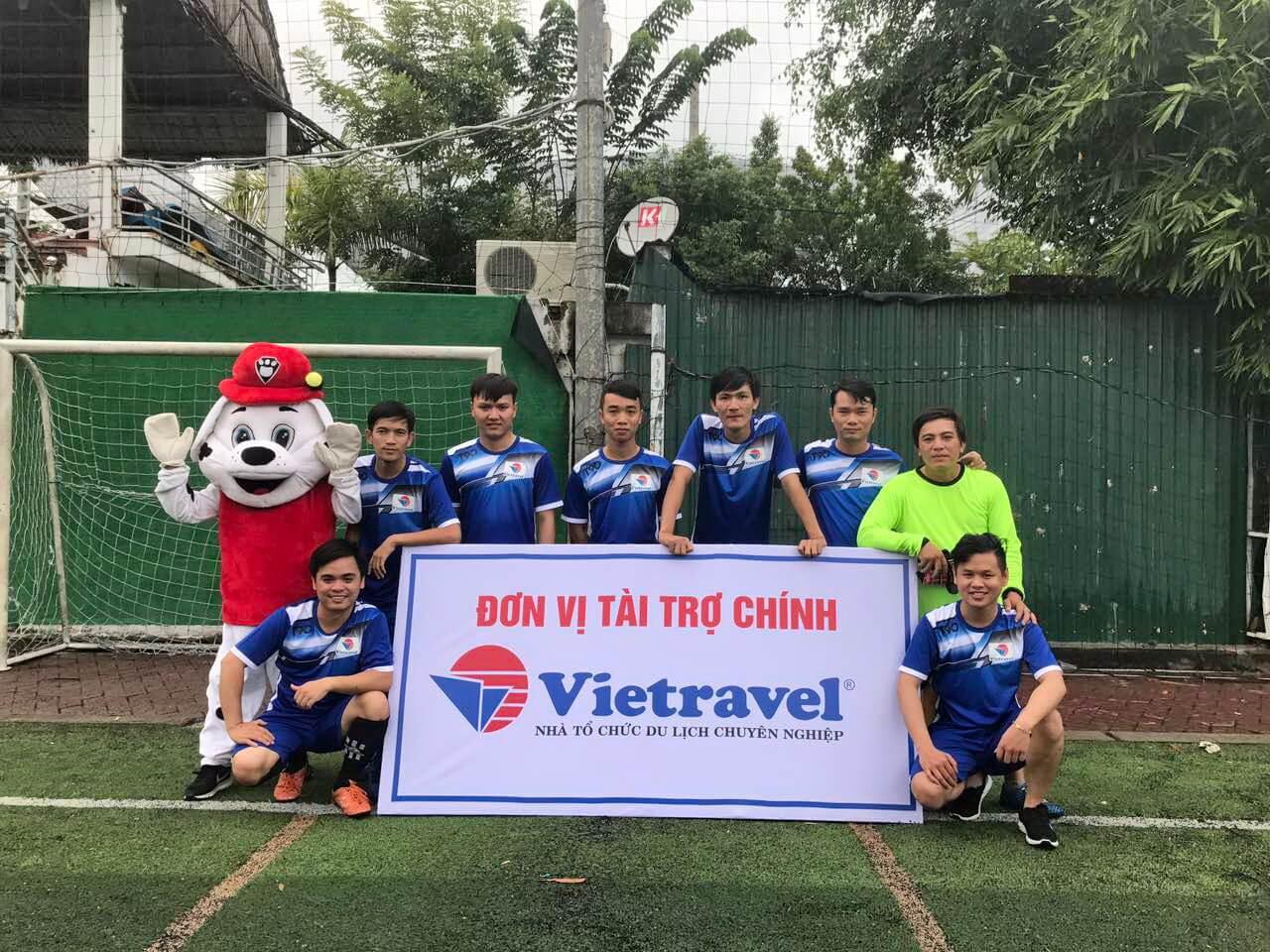 Khởi tranh Giải Bóng đá Truyền thống ngành Du lịch tỉnh Quảng Ngãi - Cúp Vietravel lần II - 2018