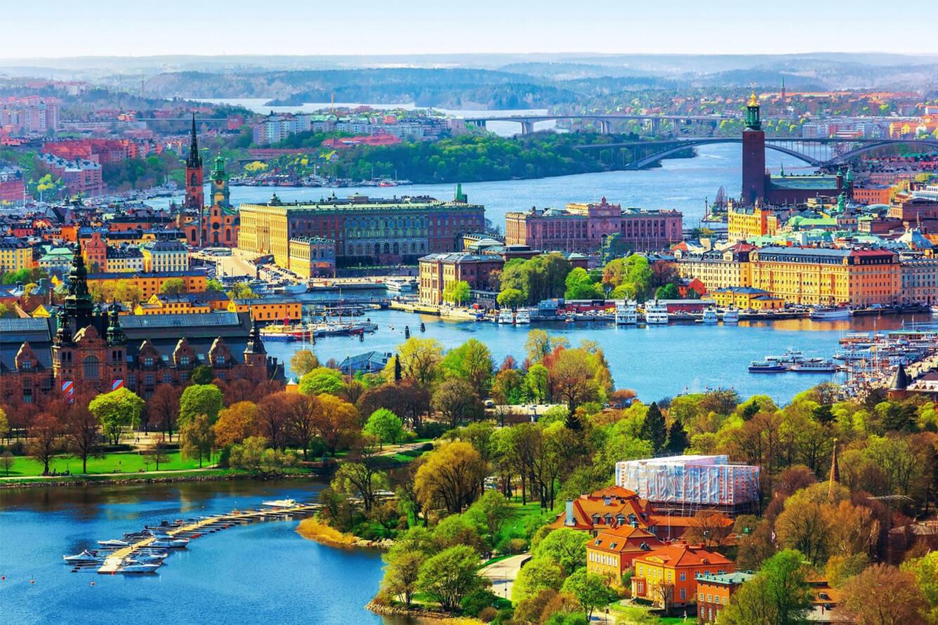 11. Stockholm (Thụy Điển)