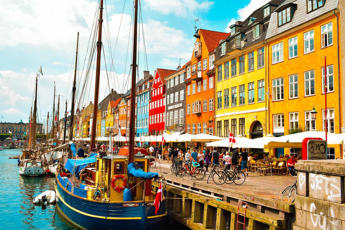 12. Copenhagen (Đan Mạch)