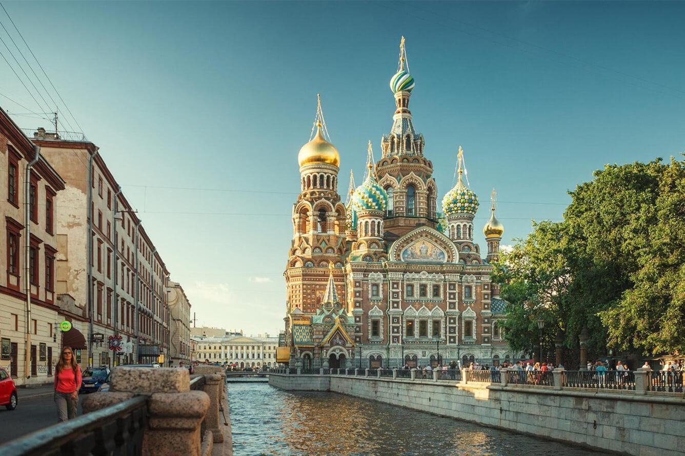 2. Saint Petersburg (Nga)