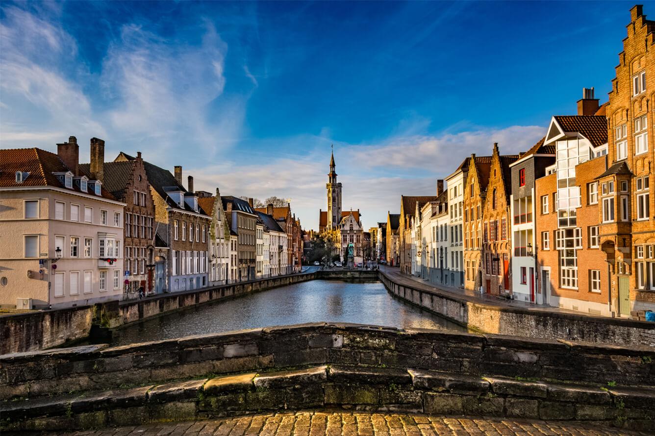 5. Bruges (Bỉ)
