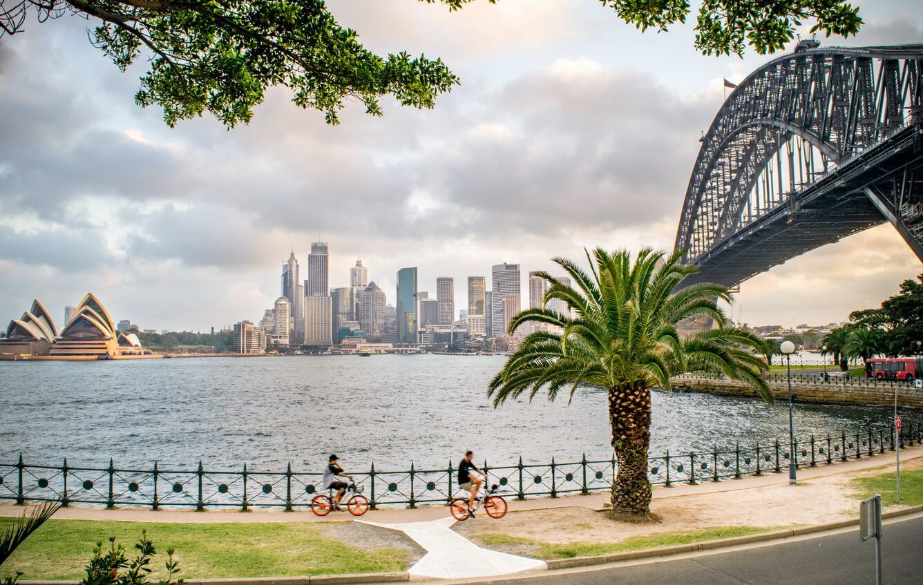 Đến Úc châu trải nghiệm… mùa hè