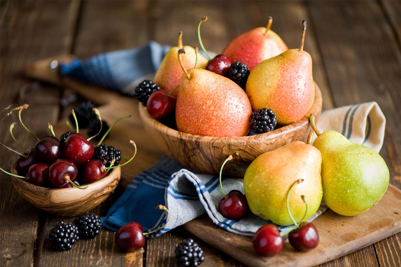 Sắc thu Tây Âu - Trải nghiệm mùa thu hoạch táo, lê