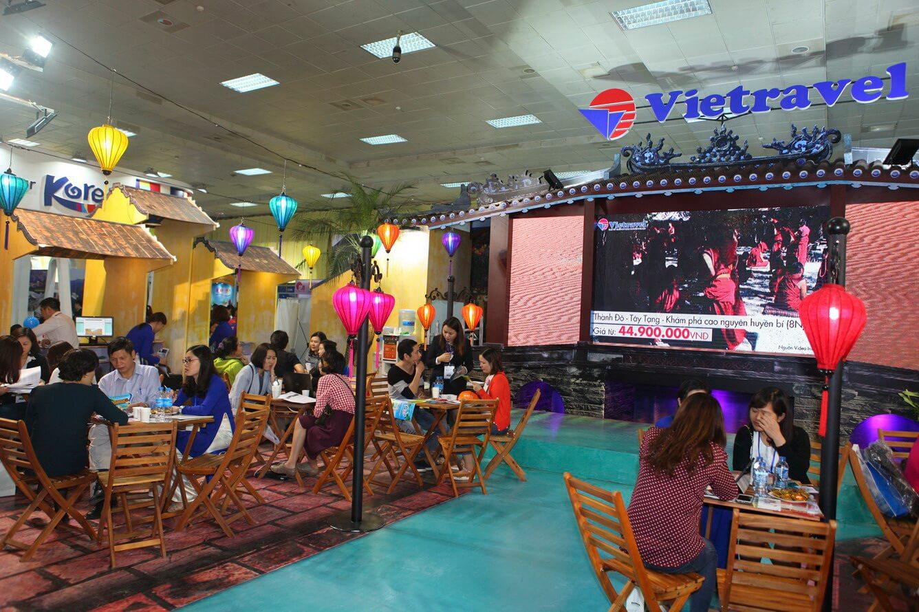VITM 2019: Vietravel Hà Nội siêu kích cầu du lịch đa dạng hành trình - giá tốt nhất trong năm