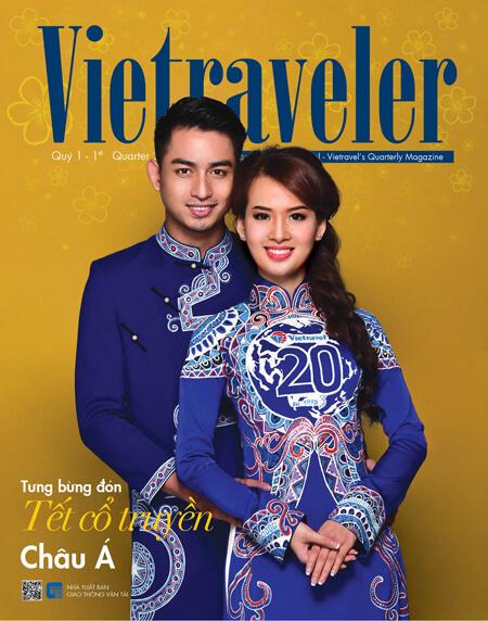 Tạp chí Vietraveler Quý 1-2016