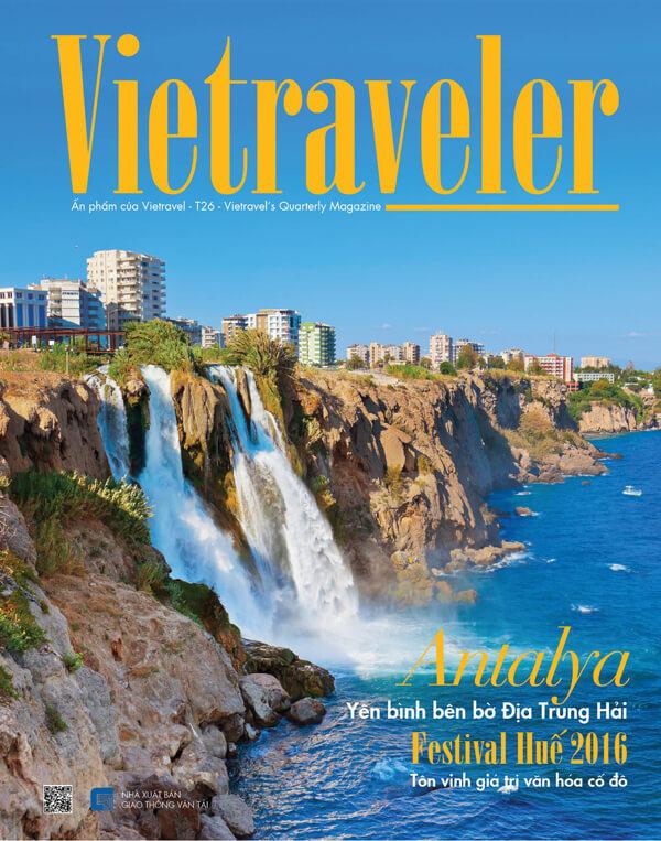 Tạp chí Vietraveler Quý 2-2016