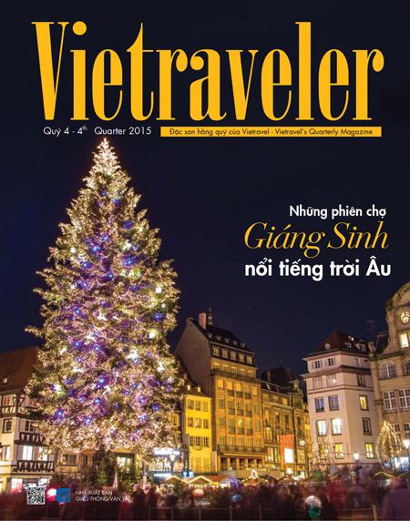 Tạp chí Vietraveler Quý 4