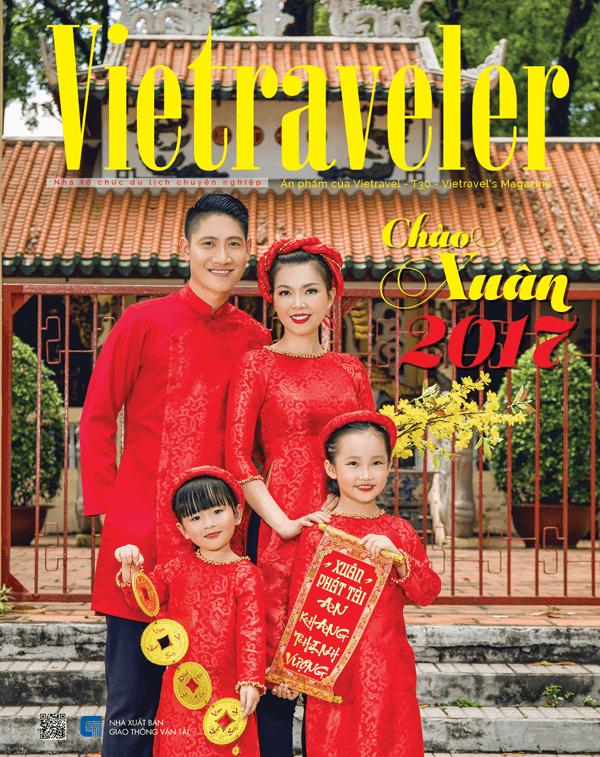 Vietraveler - Chào Xuân 2017