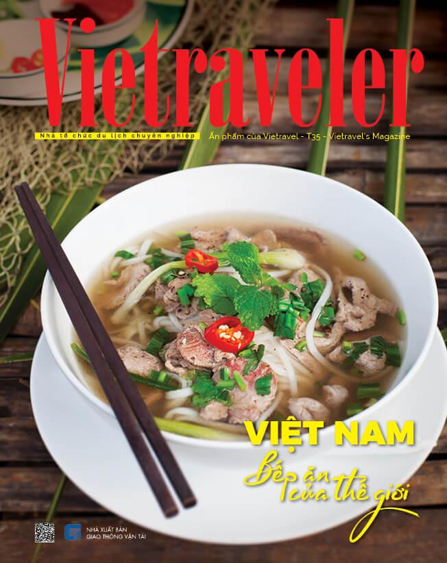 Vietraveler: Bếp ăn của thế giới