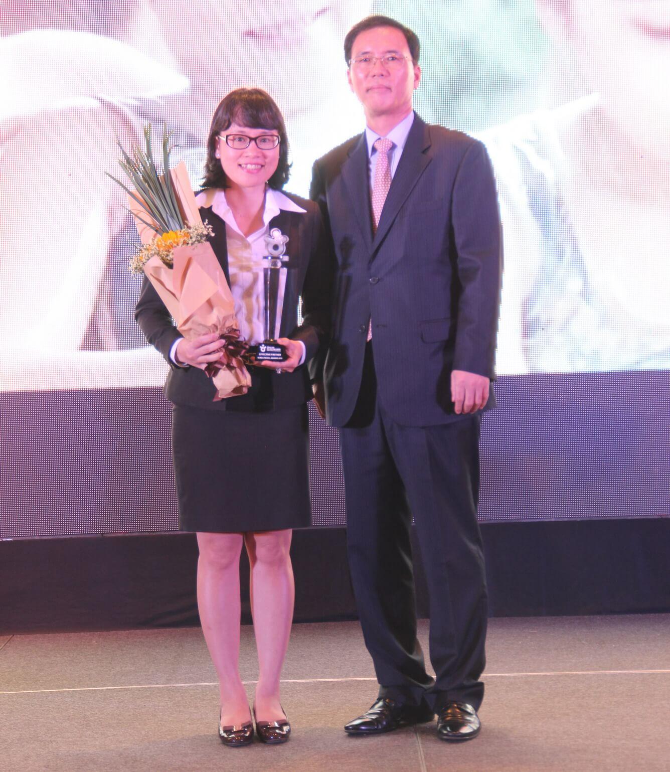 Vietravel tự hào 3 năm liền đạt giải thưởng uy tín từ Tổng Cục Du lịch Hàn Quốc (KTO)