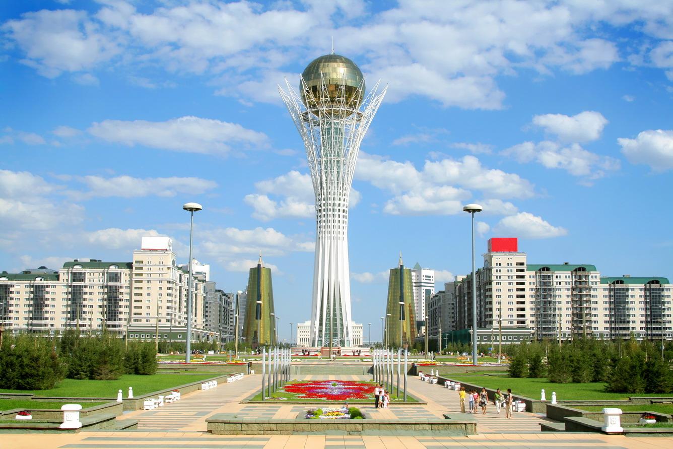 """Kazakhstan - """"Dubai của vùng Trung Á"""""""