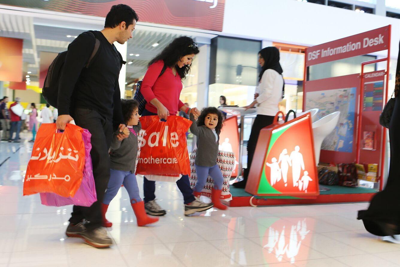 Dubai – Thiên đường mua sắm