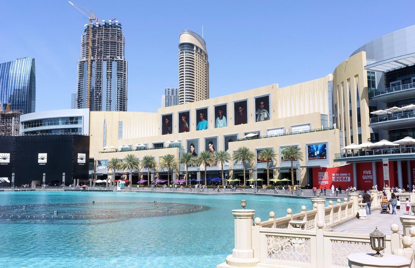 Dubai Mall - Thiên đường mua sắm khổng lồ