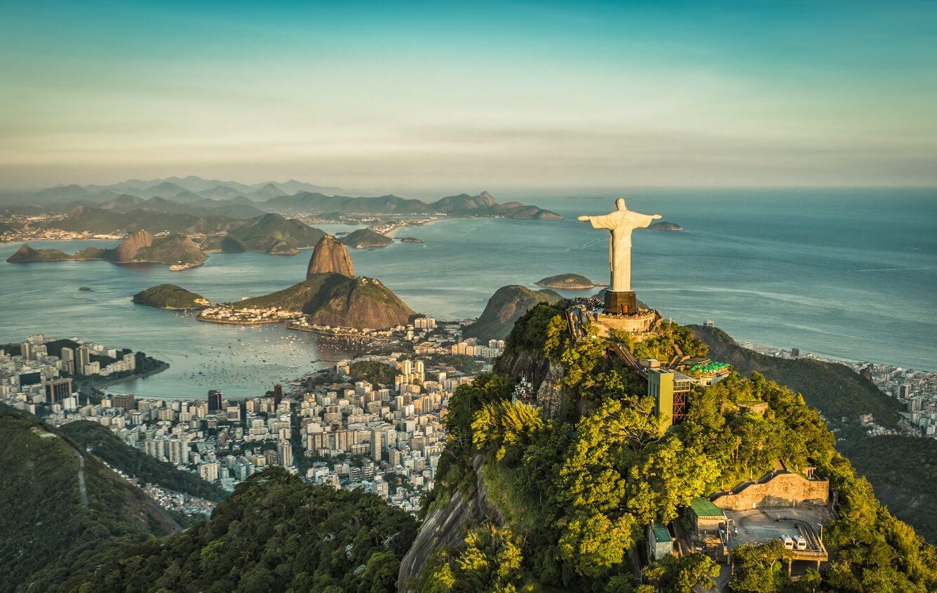Tham quan công viên Flamengo, núi Sugar Loaf