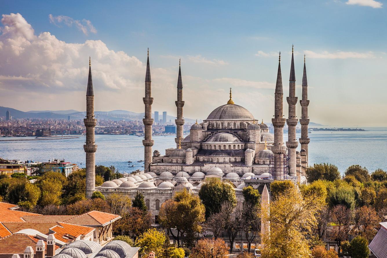 Istanbul - Ghi dấu vàng son của đế chế Ottoman