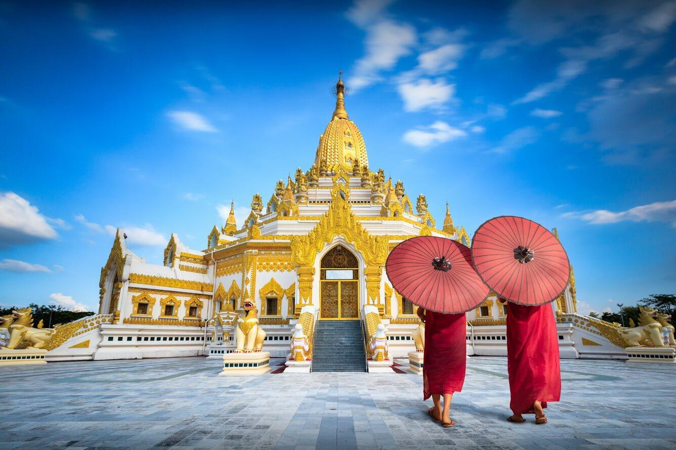 Thuê bao nguyên chuyến (charter) bay thẳng đến Yangon