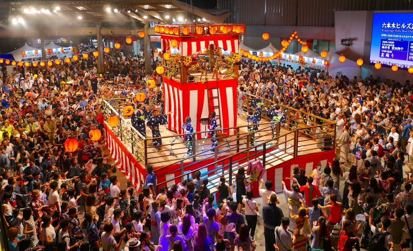 Obon - Lễ Vu lan của người Nhật Bản