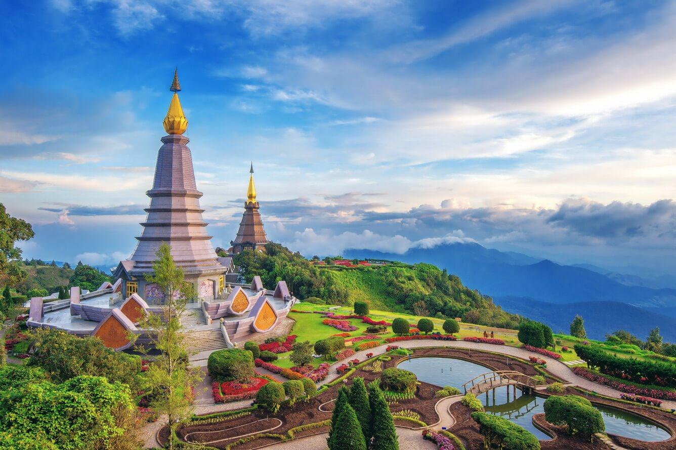 1. Chiang Mai - Chiang Rai (Thái Lan)