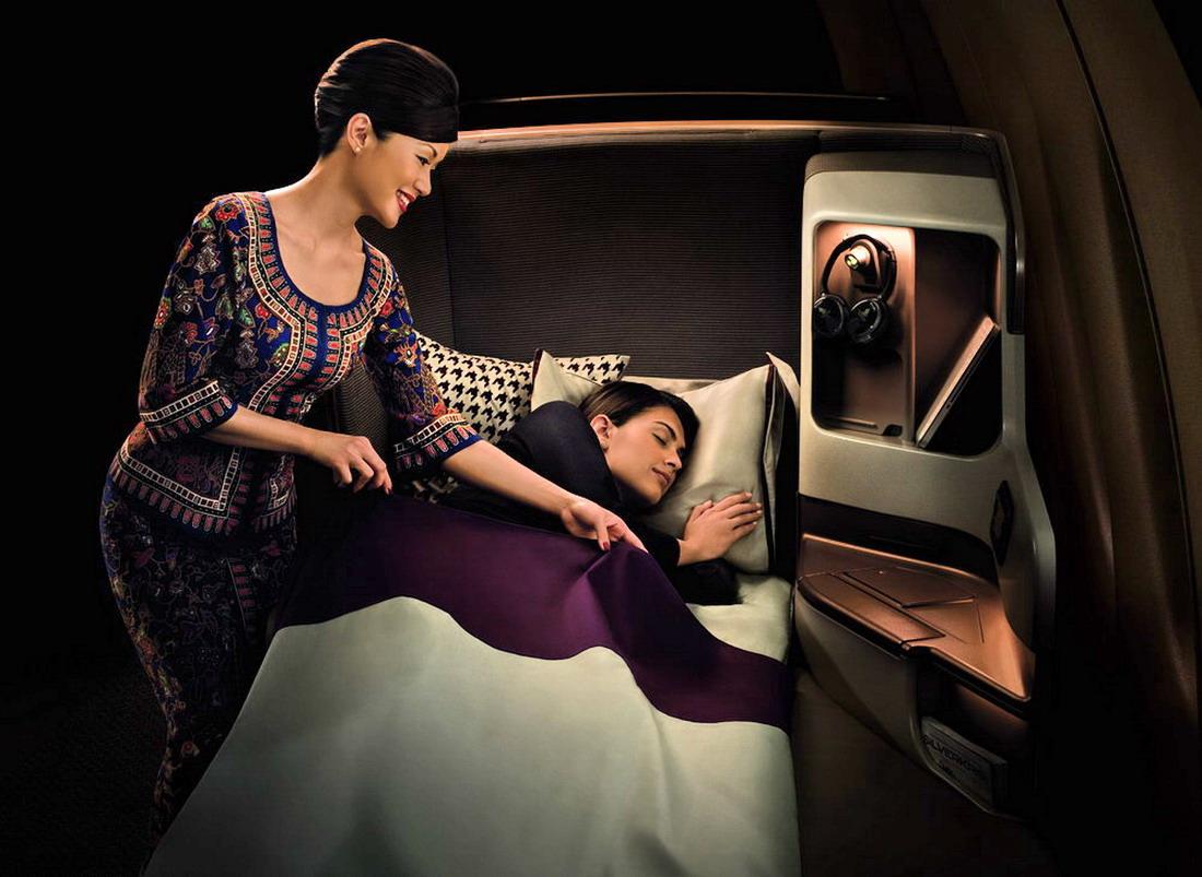 Singapore Airlines xứng danh Hãng hàng không hàng đầu Châu Á