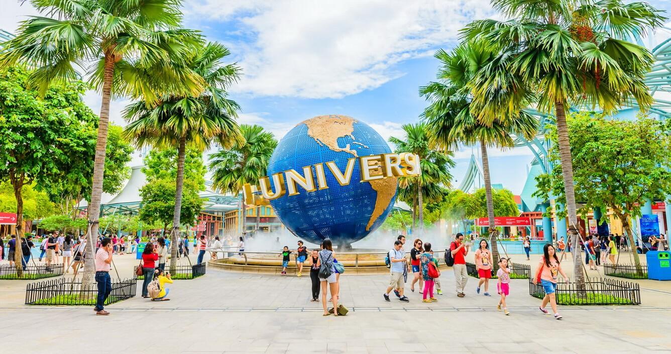 1. Universal Studios Singapore