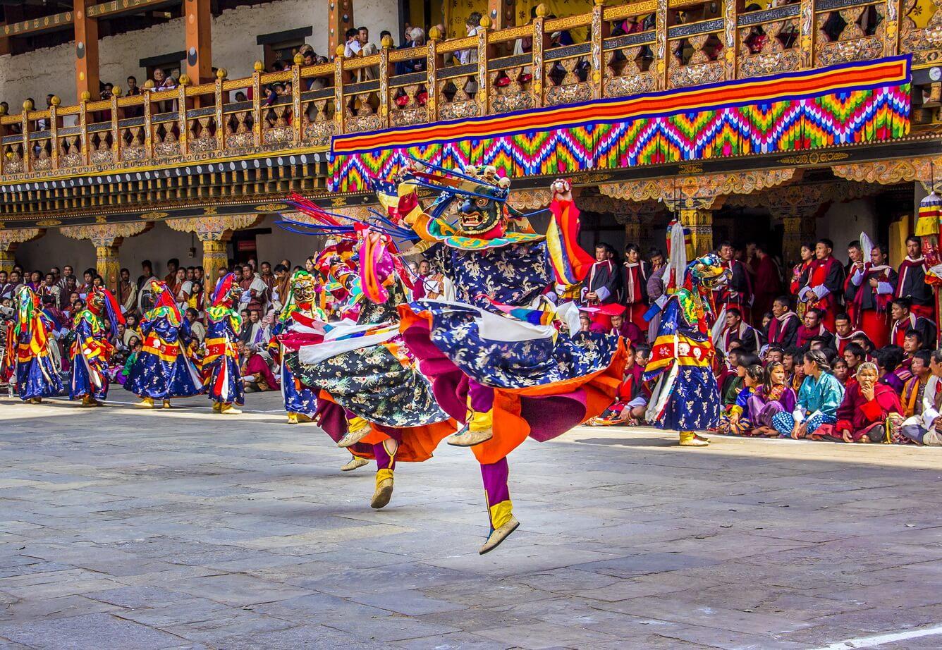 """Du xuân ở """"đất nước hạnh phúc"""" Bhutan"""
