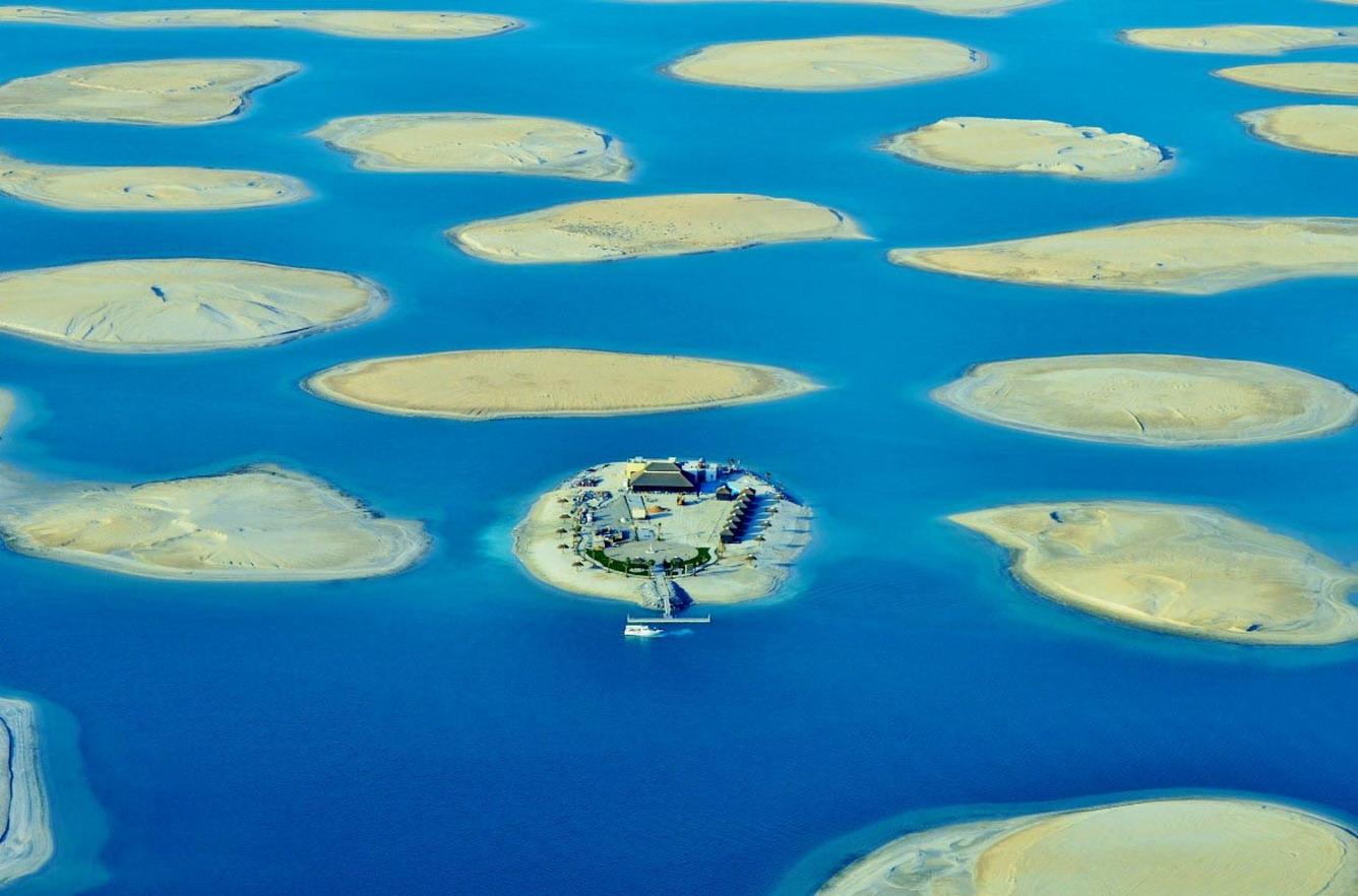2. Quần đảo The World