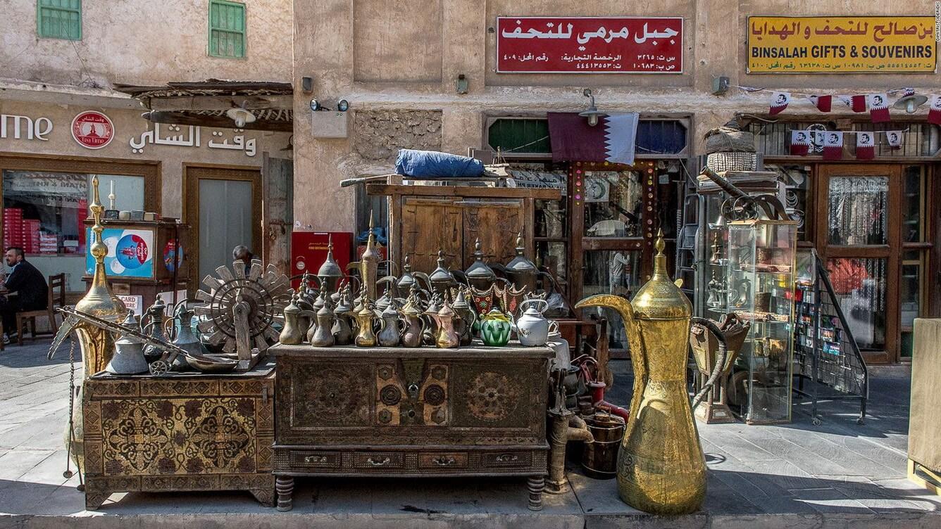Ghé thăm chợ truyền thống Souq Waqif