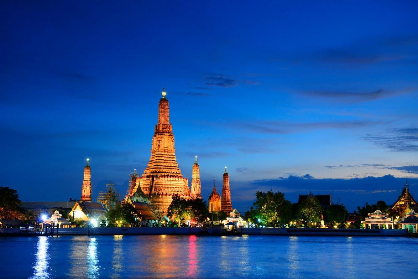 2. Bangkok - Pattaya (Thái Lan)