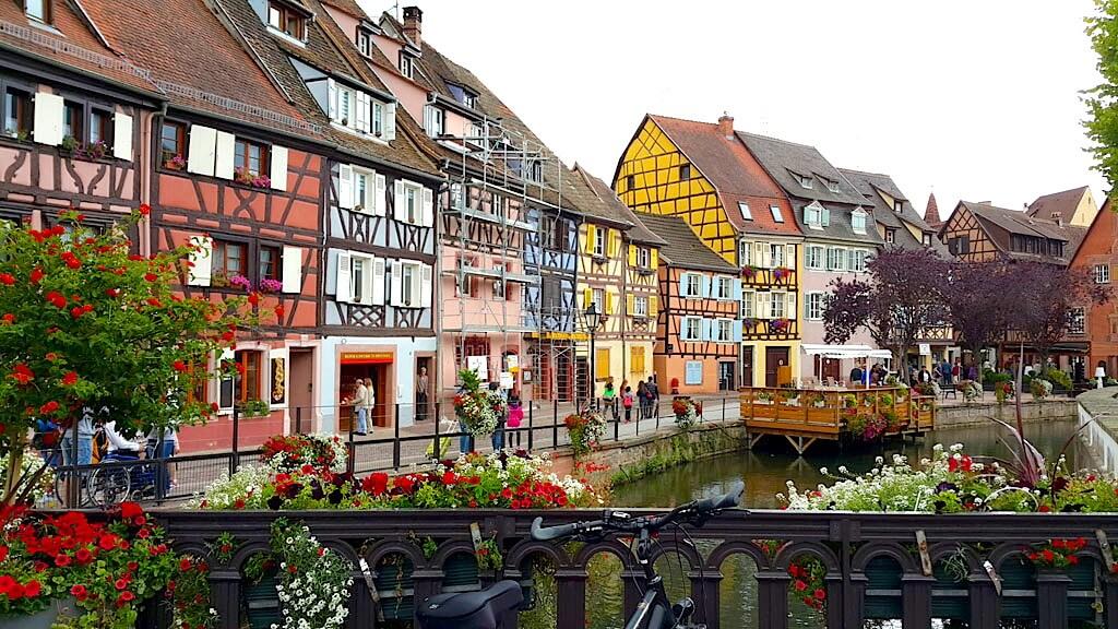 Đức - Luxembourg - Pháp - Đức