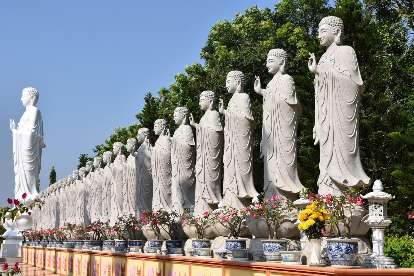 Bà Rịa - Vũng Tàu: Lắng nghe thuyết pháp, xóa bỏ ưu phiền