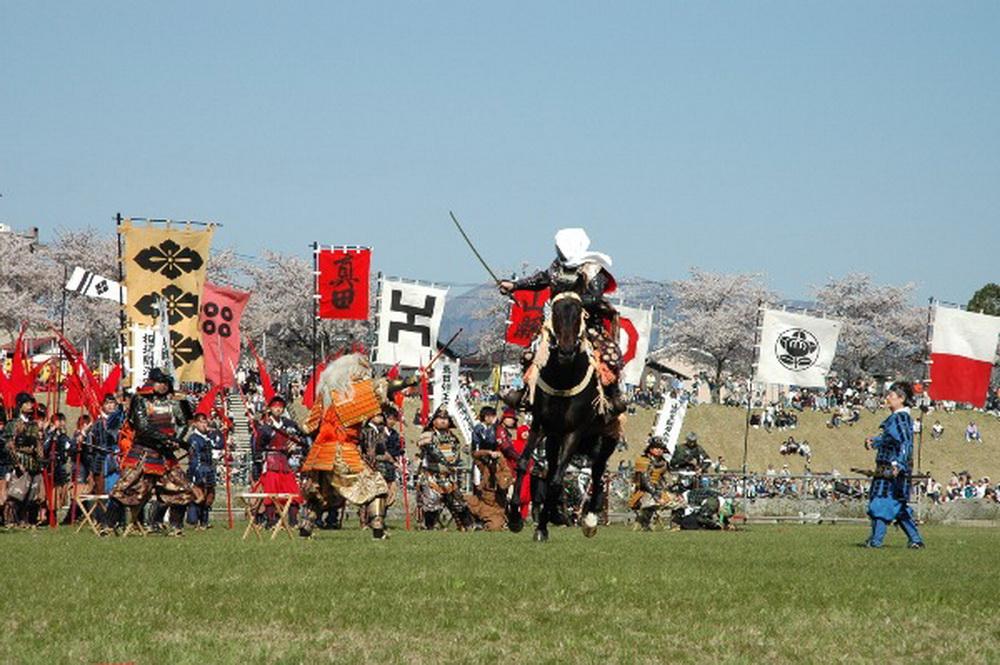 Lễ hội Yonezawa Uesugi