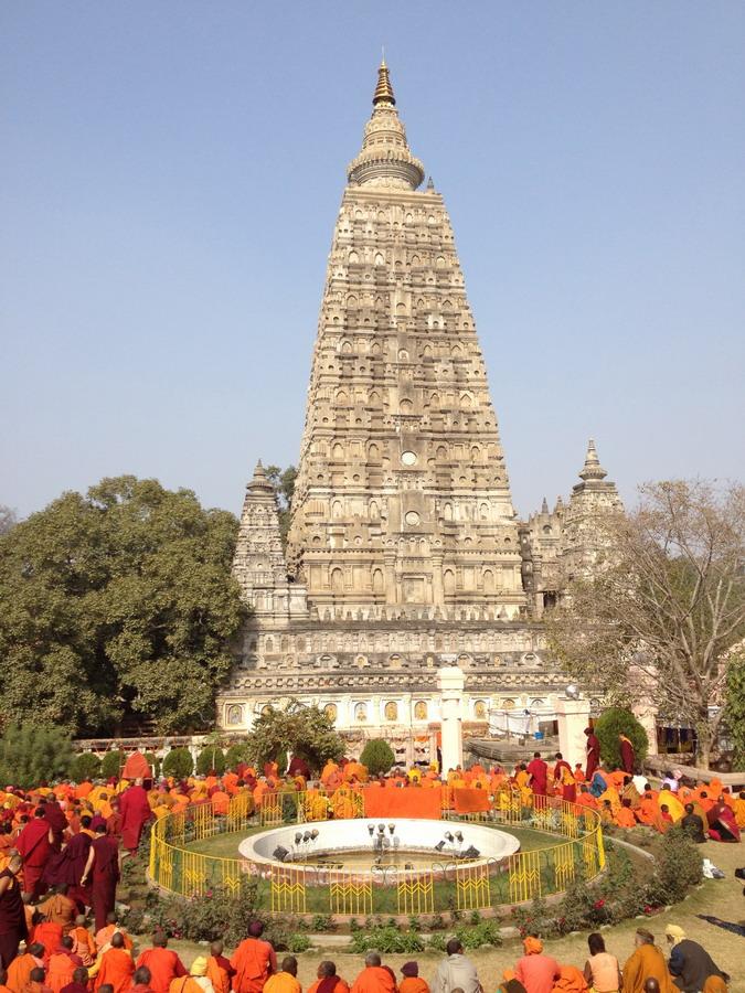 Bodh Gaya - nơi đức Phật thành đạo