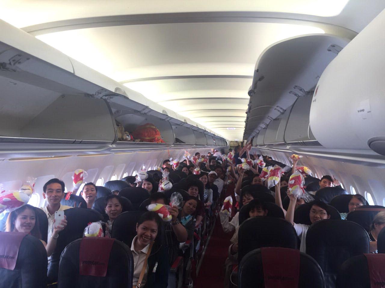 Vietravel khai trương đường bay Cần Thơ - Bangkok