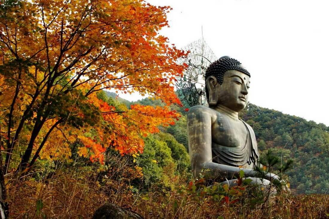 3. Công viên Quốc gia Seoraksan (Gangwon)