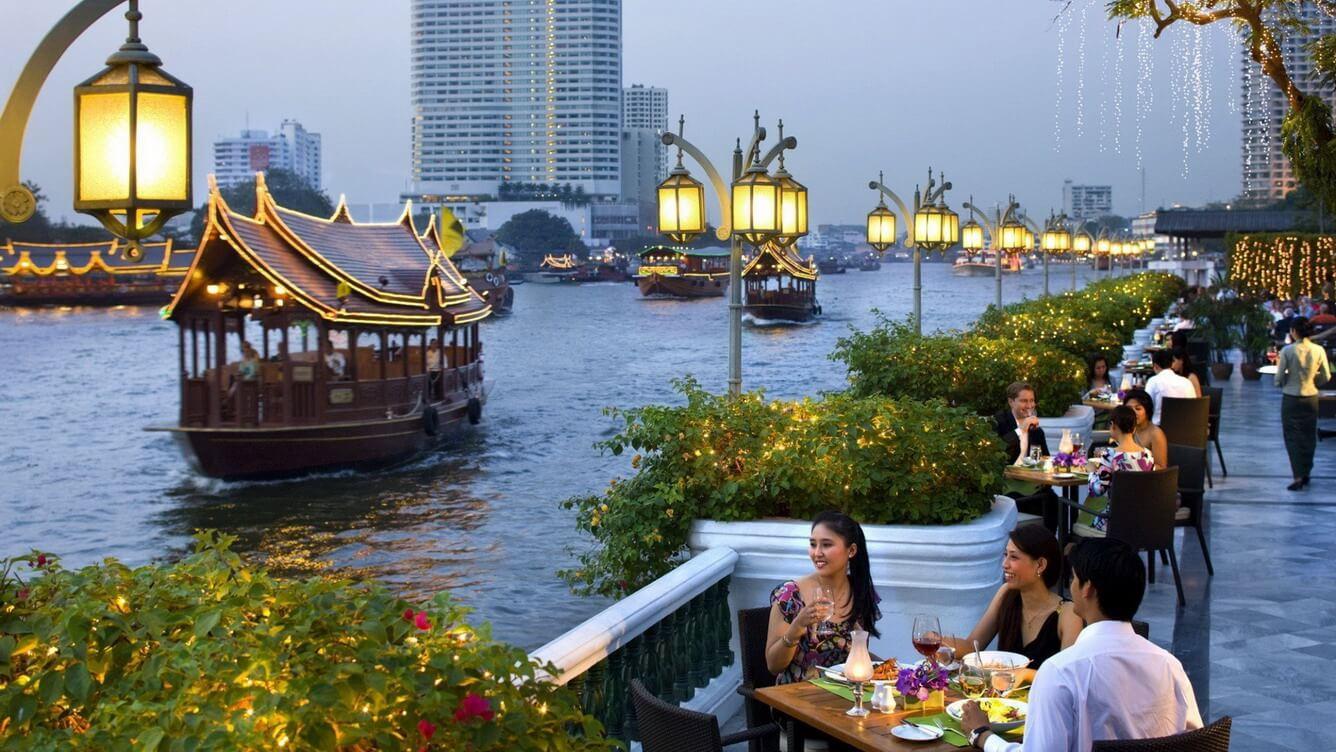5 ngày trải nghiệm Bangkok sắc màu - bay charter từ Nha Trang