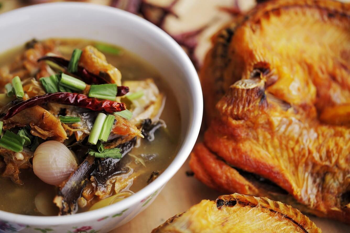 Ẩm thực Thái cay bao nhiêu độ?