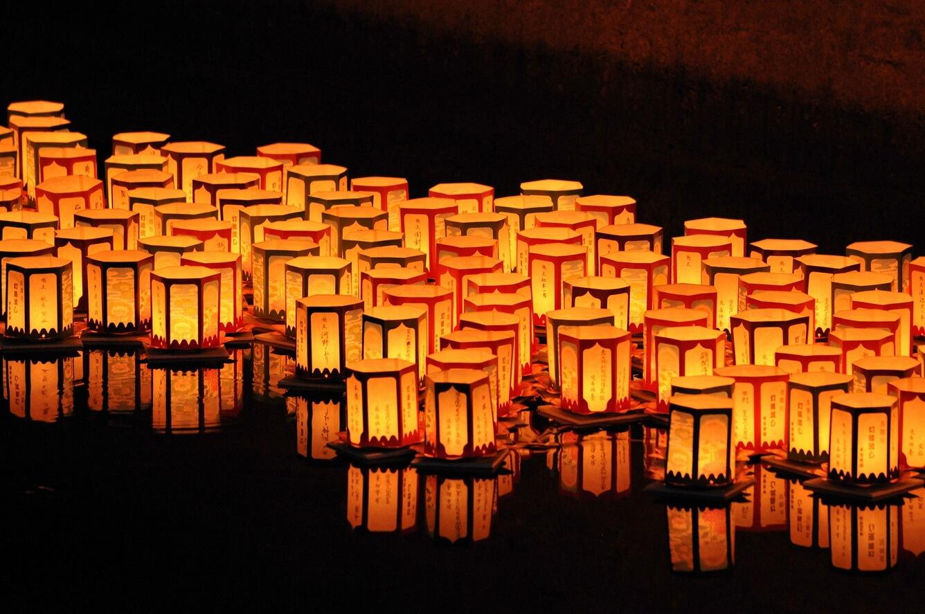 Đến Nhật Bản vào mùa lễ hội lớn nhất năm