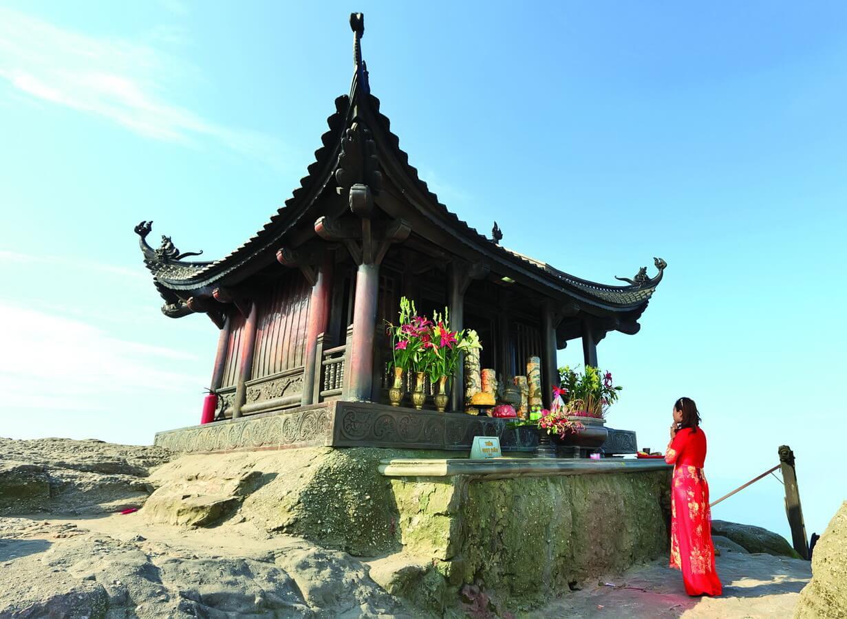 Lễ hội mùa xuân Yên Tử