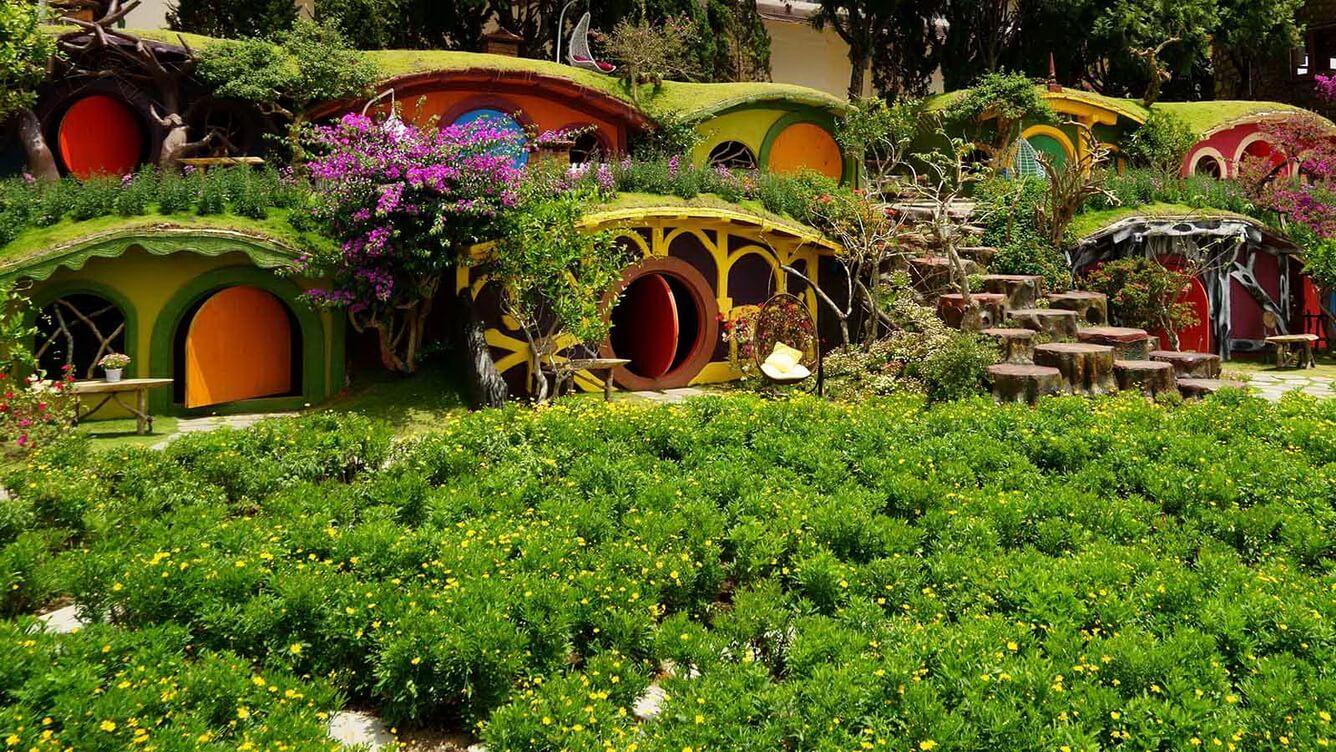 3. Dalat Fairytale Land