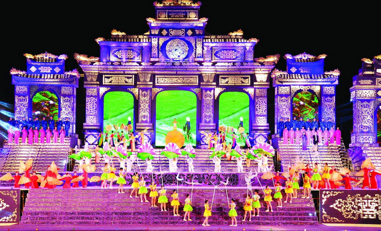 Đặc sắc Festival Huế 2016