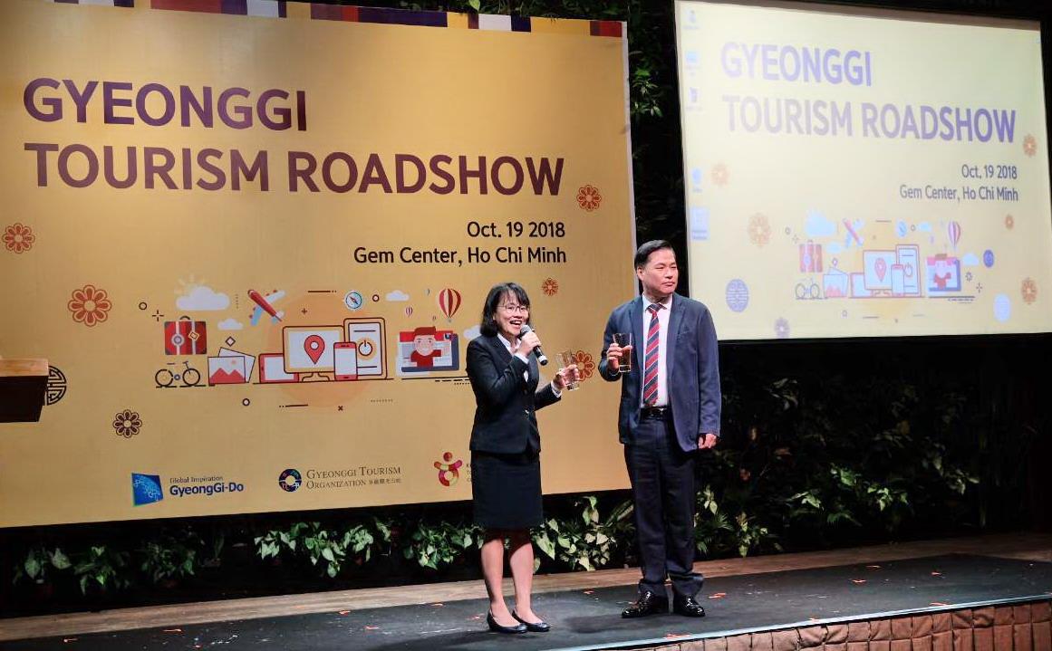 Hội thảo giới thiệu du lịch tỉnh Gyeonggi - Gyeonggi Tourism Roadshow