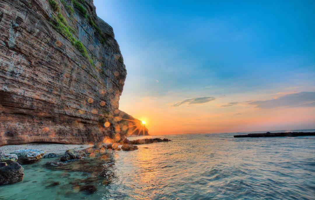 Đảo xanh Lý Sơn (Quảng Ngãi)