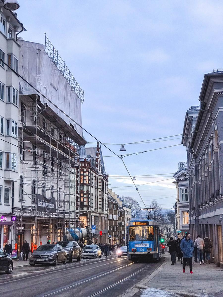 Oslo (Nauy)